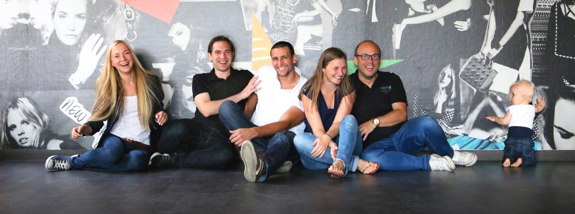 Gruppenbild Kollin Medien